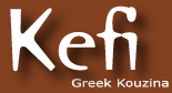 Kefi Greek Restaurant